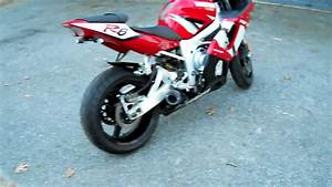2002 Yamaha R6 Hr1 Riot Exhuast W   Velocity Stacks