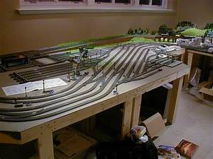 Wood Ho Model Train Table Plans PDF Plans