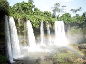 Nigeria Waterfall