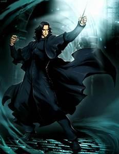 Snape - Fanart - Severus Snape Fan Art (18111315) - Fanpop