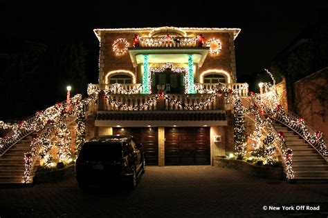 christmas lights tour brooklyn ny the elaborate christmas lights of dyker heights brooklyn
