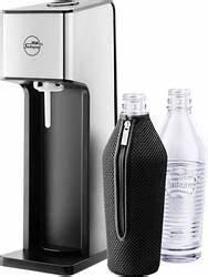 Sodastream Glaskaraffe 1 Liter : my sodapop glaskaraffe glasflasche 1 liter glas kaufen ~ Watch28wear.com Haus und Dekorationen