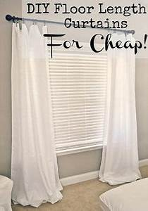 A 3m command hook to hold up curtain rod perfect when you for Cheap floor length curtains