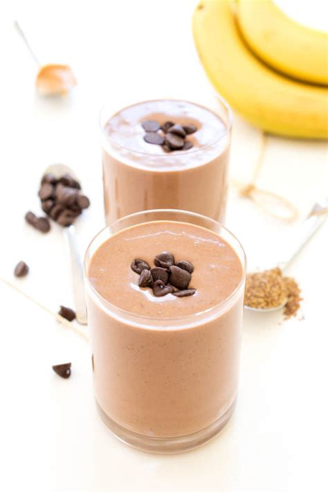 chocolate peanut butter protein chocolate peanut butter protein smoothie