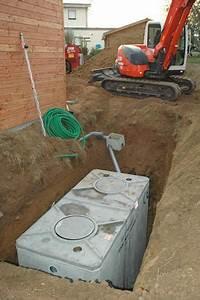 Cuve Recuperation D Eau : la r cup ration d 39 eau de pluie elyotherm ~ Premium-room.com Idées de Décoration