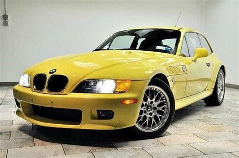 Buy Used 2001 Bmw Z3 3.0 M 5 Speed 1 Owner Serv Recs