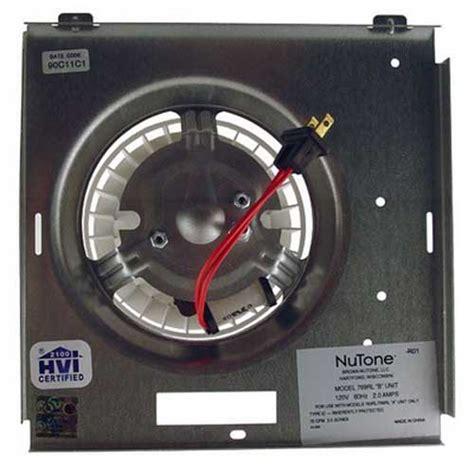Nutone Bathroom Fan Motor 763rl by Broan Nu Tone Usa