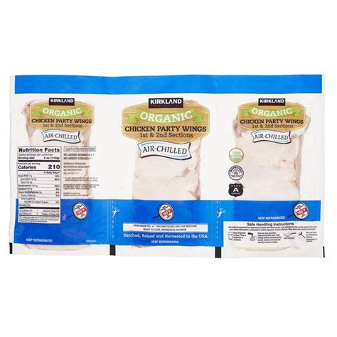 Preseasoned costco chicken wings recipes with photo and preparation instructions. Fresh Organic Party Wings (per lb) - Instacart