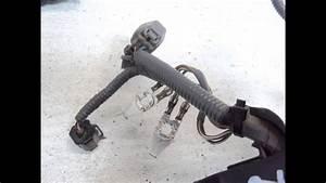 2013 Toyota Camry Engine Wire Harness Cut Plug