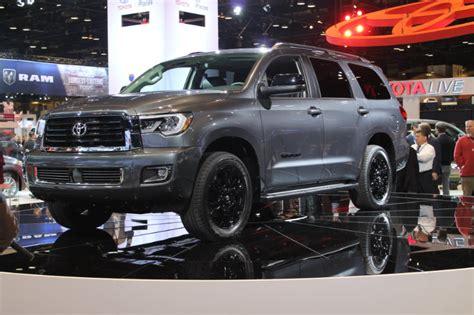 2017 Chicago Auto Show Toyota Tundra And Sequoia Trd Sport