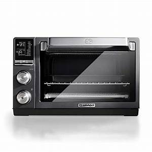 Blackdecker Countertop Convection Toaster Oven Silver