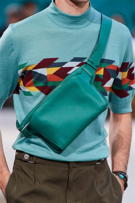 hermes springsummer  menswear collection spotted fashion