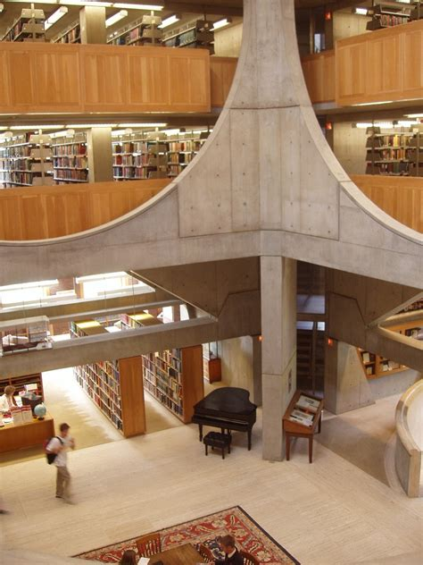 exeter library louis kahn  hampshire building