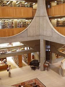 Exeter Library  Louis Kahn New Hampshire Building