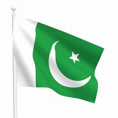 Pakistan Flag Flags Polyester Duty