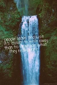Waterfall Love ... Waterfall Movie Quotes