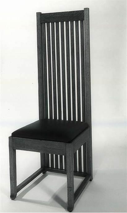Prairie Furniture Wright Lloyd Frank 1972 Chair