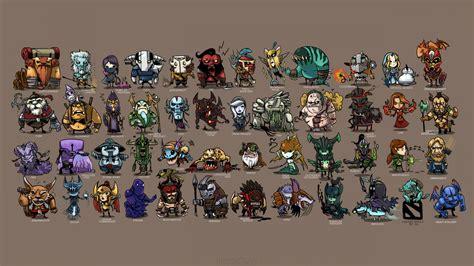 full hd wallpaper main characters dota  desktop