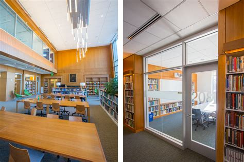deerfield academy boyden library engelberth construction