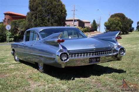 1959 Cadillac Deville Suit Chev Hotrod Buyers