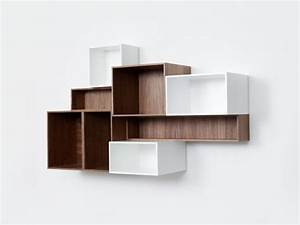 Etagere Suspendue Ikea : rangement cd mural bois ~ Melissatoandfro.com Idées de Décoration