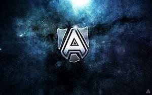 Alliance Dota 2 Logo Wallpapers HD Download Desktop