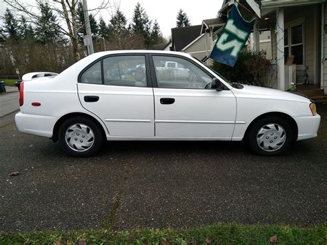 2002 Hyundai Accent For Sale by 2002 Hyundai Accent For Sale By Owner In Marysville Wa 98270
