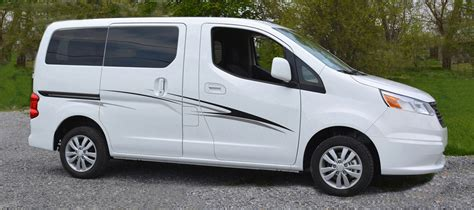 Nissan Conversion by Nissan Custom Vans Customizers Quality Conversions