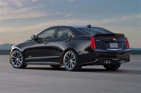 2018 Cadillac Ats V First Look Motor Trend