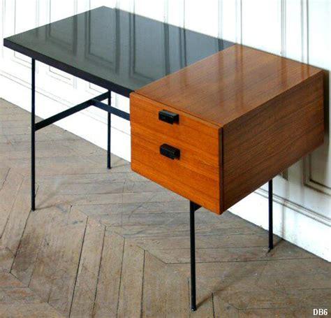 paulin bureau bureau paulin cm141 édité par thonet en 1953