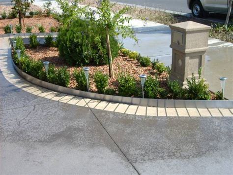 steel landscaping choose the steel landscape edging garden edging ideas
