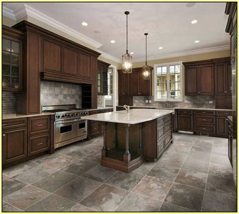 Kitchen With Brown Cabinets And Glazed Porcelain Tiles. Modern Kitchen Design Kerala. 2020 Kitchen Design Software Price. Www.kitchen Designs. Basement Kitchen Designs. Victorian Kitchen Extension Design Ideas. New Design Kitchen. Kitchen Island Designs With Seating And Stove. Modular Kitchen Online Design