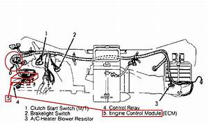 Wiring Diagram For Ecm 1997 Geo Metro