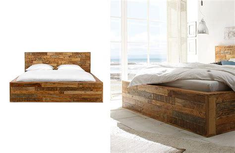 Bett Quadrat 180x200 Palisander Mosaik Massiv Holz Lackiert Möbel Schlafzimmer Doppelbett