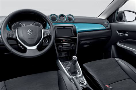 Interni Suzuki Nuova Suzuki Vitara Immagini Ufficiali E Novit 224