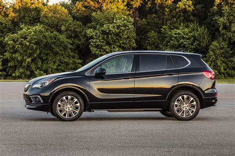 2019 Buick Envision Adds Hydramatic 9speed Automatic