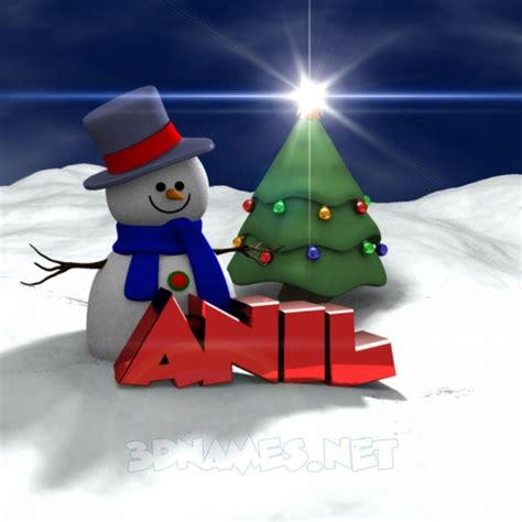 3d Anil Name Wallpapers Animations - preview of happy for name anil