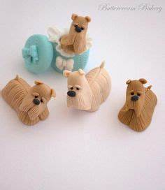 christening cakes dogs