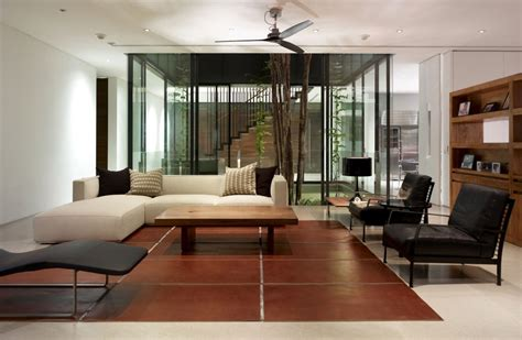 sentosa cove house  ongong architecture design