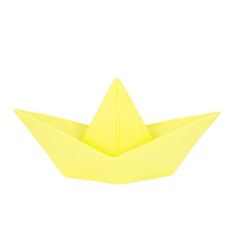 How To Make A Good Paper Boat by Paper Boat L Yellow Wireless Usb Rechargeable