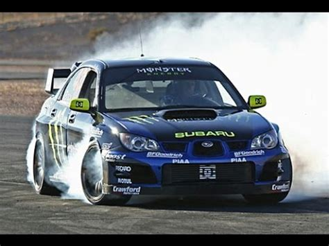 subaru rally racing ken block s gymkhanna 1 subaru impreza wrx sti rally car