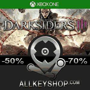 Buy Darksiders 3 Xbox One Code Compare Prices