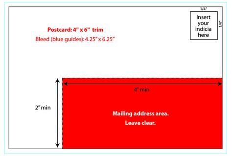 6x8 postcard template help center creative digital printing