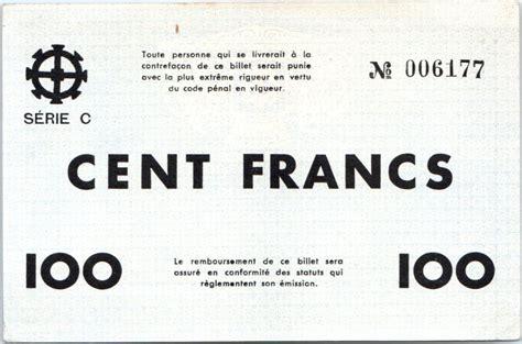 chambre du commerce mulhouse billet 100 francs mulhouse chambre de commerce