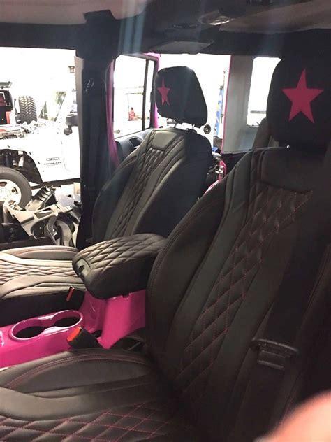 jeep wrangler pink  jeep wrangler custom