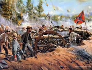 American Civil War Paintings