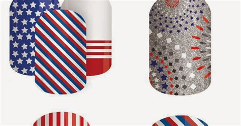 Abbey Jamberry Independent Consultant Feeling Patriotic