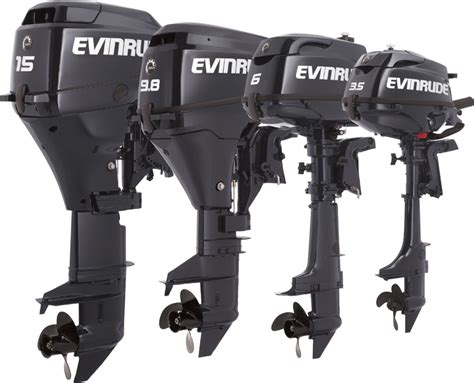 Beginners Guide To Choosing The Right Evinrude Outboard