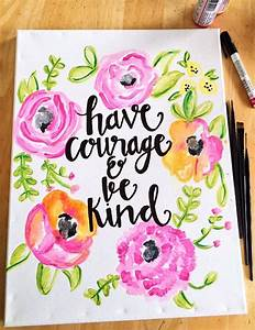 48 best things i love images on pinterest good ideas With kitchen cabinets lowes with have courage and be kind wall art