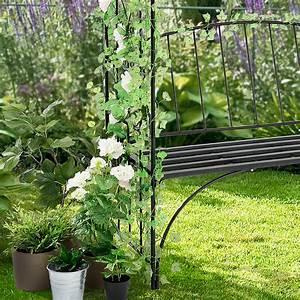 Treillis Pour Plantes Grimpantes : maison support pour plantes grimpantes treillis m tal ~ Premium-room.com Idées de Décoration